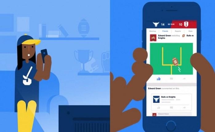 Facebook: Κινείται για αθλητικά live streaming δικαιώματα