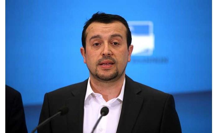 Παππάς: Να πάρουν θέση τα κόμματα για την προσφυγή των καναλαρχών στο ΣτΕ