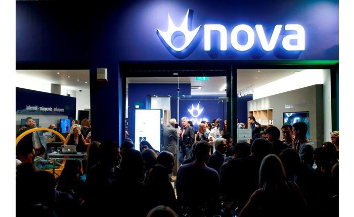 Nova: Το κατάστημα στο Παγκράτι εγκαινιάζει τη νέα εποχή