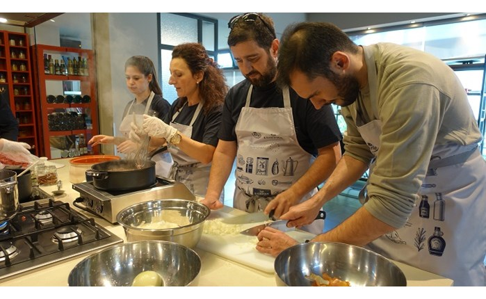 KPMG: Διοργάνωσε το Cook for Good