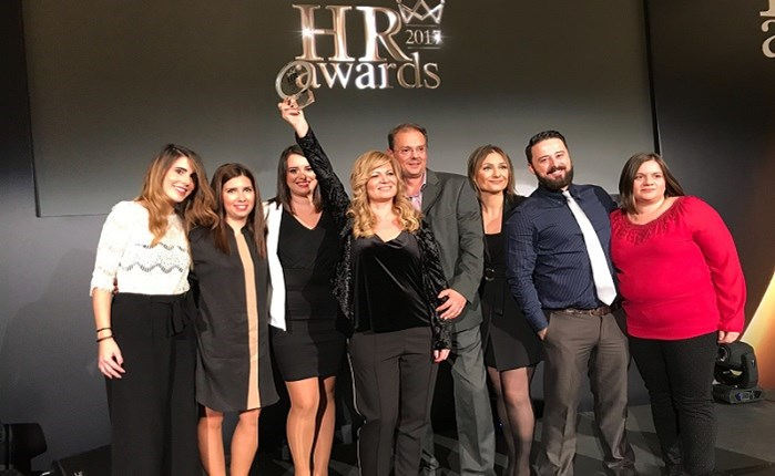 Πλαίσιο: Silver Award στα HR Awards 2017