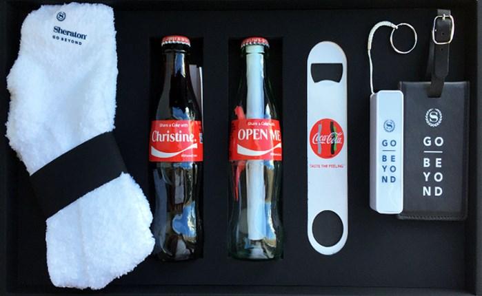Sheraton: Κοινή ενέργεια με την Coca Cola