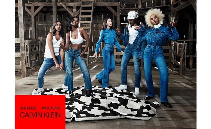Νέα διαφημιστική καμπάνια από την Calvin Klein