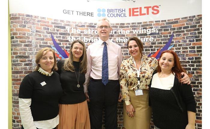 British Council: Παρουσίασε την εκστρατεία για το IELTS