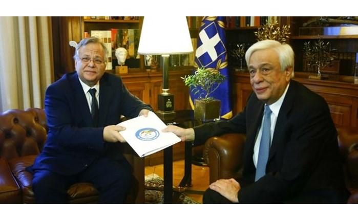 Χαμόγελο: Συνάντηση Γιαννόπουλου με τον Πρόεδρο της Δημοκρατίας