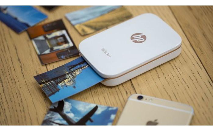 HP: Καμπάνια της Communication Effect για τον HP Sprocket