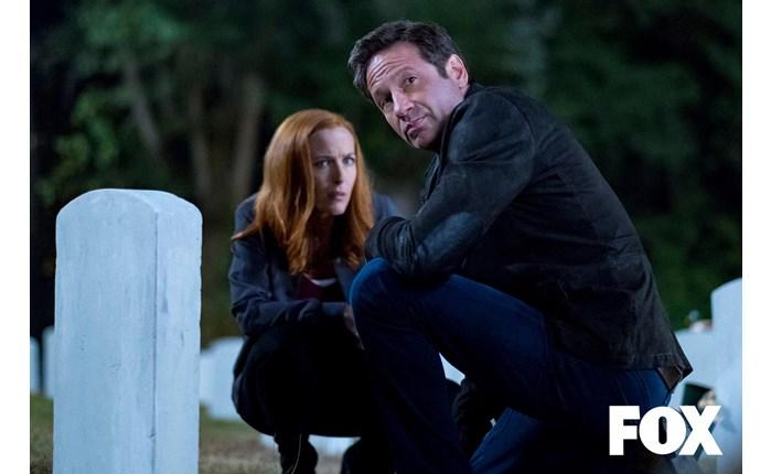 FOX: Επιστρέφει η θρυλική σειρά X-Files