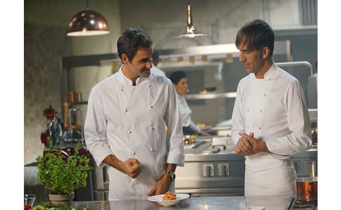 Barilla: Καμπάνια με Federer και... Ζορμπά!