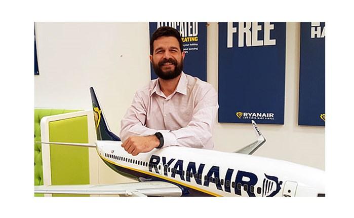 Ryanair: Νέος Sales & Marketing Manager Αν. Μεσογείου ο Ν. Λάρδης