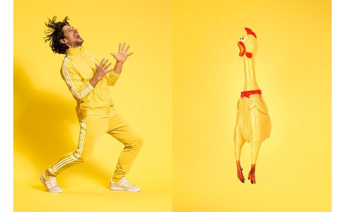 Adidas Originals: Ανατρεπτικό activation για τη συλλογή adicolor