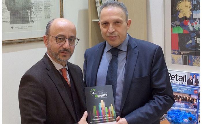 Interamerican: Χορηγός της έκδοσης «Hellenic CSR iNSIGHTS» της Direction