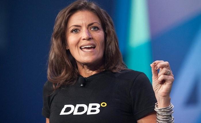 DDB: Νέα global president και CEO η Wendy Clark