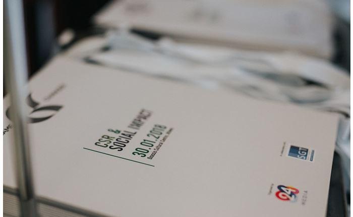 24MEDIA: Επιτυχές το Game Changer in CSR & Social Impact