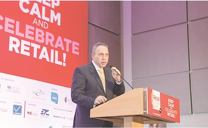 Β. Παπαλιός: Τα RetailBusiness Awards τιμούν και επιβραβεύουν το Ελληνικό Λιανεμπόριο