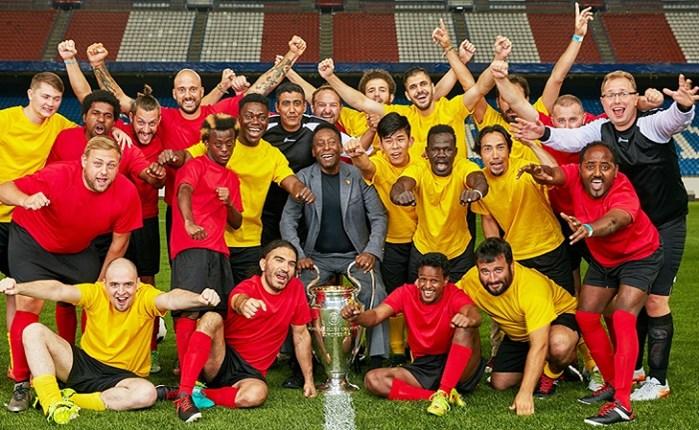 Mastercard: Νέα καμπάνια με πρωταγωνιστή τον Pelé