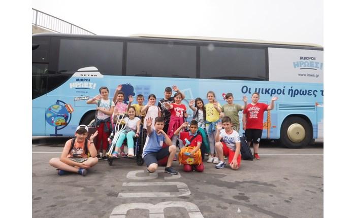 "Stoiximan: Το ""Ταξίδι"" του Ν. Πορτοκάλογλου δίπλα στους ""Μικρούς Ήρωες"""