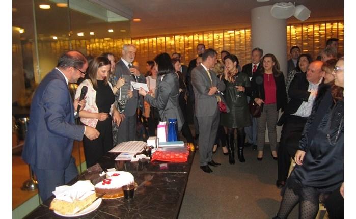 ΣΔΑΔΕ: Γενική Συνέλευση και κοπή πίτας