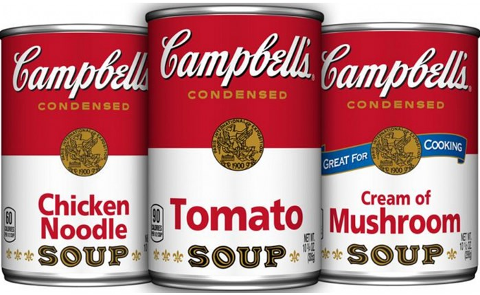 Campbell Soup: Στον Publicis το δημιουργικό και τα media
