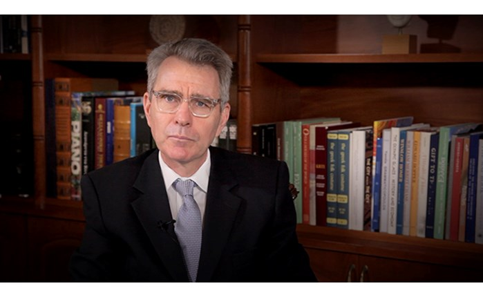News247: Συνέντευξη με τον πρέσβη των ΗΠΑ στην Αθήνα