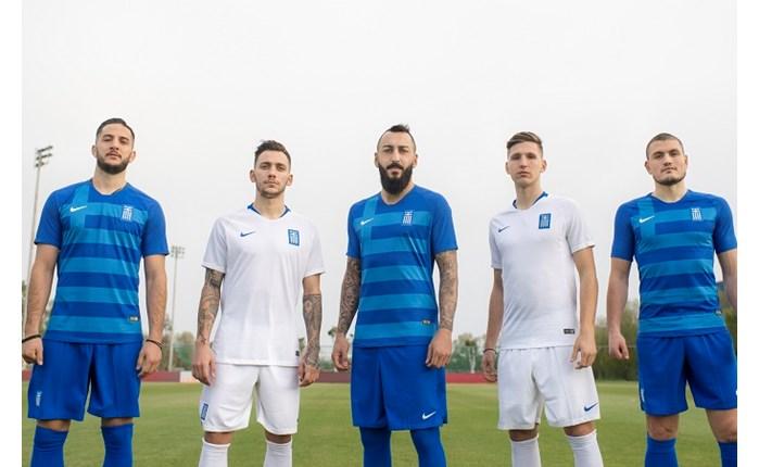 Nike: Παρουσιάζει τη νέα εμφάνιση της Εθνικής Ομάδας Ποδοσφαίρου