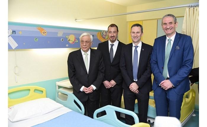 ΟΠΑΠ: Ολοκλήρωσε το 50% της ανακαίνισης των Νοσοκομείων Παίδων