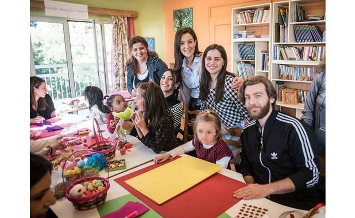 ANT1: Δράση των εργαζομένων για τα παιδιά