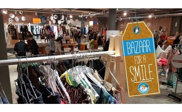 """Χαμόγελο: Περισσότεροι από 2.000 επισκέπτες στο """"Bazaar For A Smile"""""""