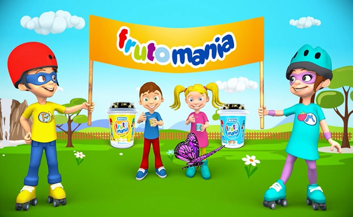 Η Orange επαναλανσάρει τα παιδικά επιδόρπια Frutomania
