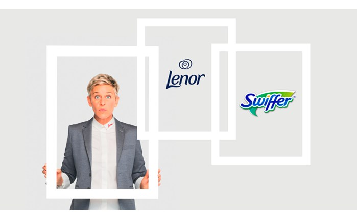 Nova: Swiffer και Lenor, χορηγοί του «The Ellen DeGeneres Show»