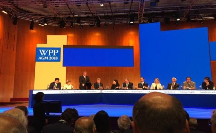 WPP: Εντάσεις για την πιθανή αποζημίωση του Sorrell