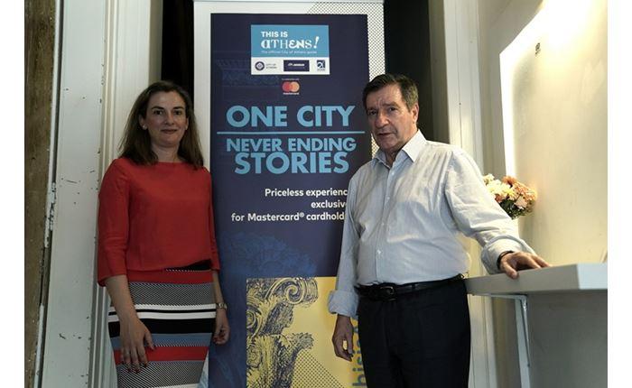 Δήμος Αθηναίων: Στο Athens Tourism Partnership η Mastercard