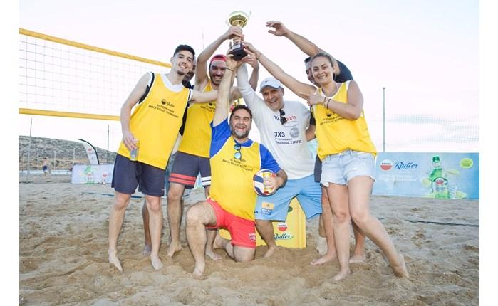 Θριαμβεύτρια η Direction στο 2ο Amstel Radler Media House Beach Volley Tournament