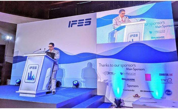 IFES: Πρόεδρος για το 2019-2021 ο Πέτρος Θεοδωρίδης