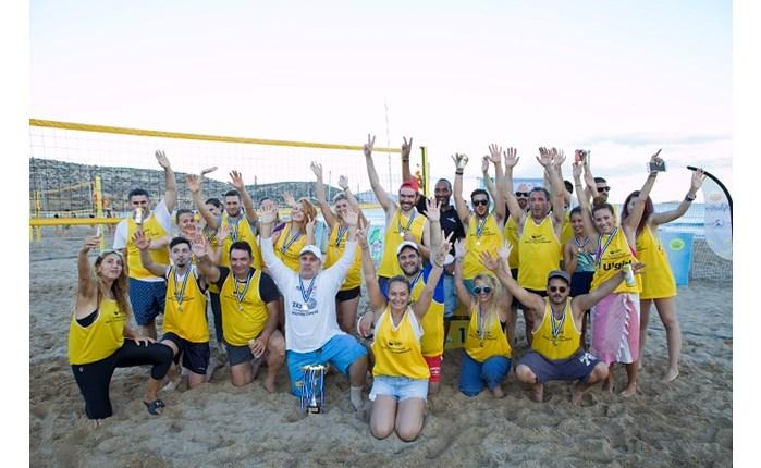 Amstel Radler: «Ανοίγει διάθεση» και φέτος για beach volley