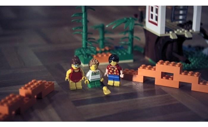 Socialab: Χτίζει αναμνήσεις για τη LEGO στην Ελλάδα