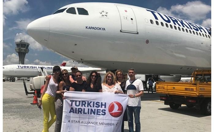 Turkish Airlines: Υποστηρίζει τον εισερχόμενο και εξερχόμενο ελληνικό τουρισμό