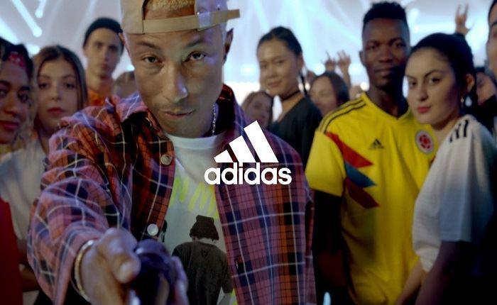 Adidas: Creators απ' όλο τον κόσμο πρόσφεραν content στην καμπάνια του Μουντιάλ