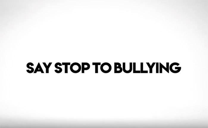 Ένα video ad για τον εκφοβισμό: Say stop to bullying