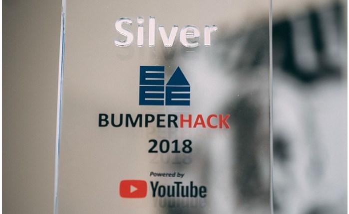 Διάκριση για imba και Reprise στον Bumper Hack 2018