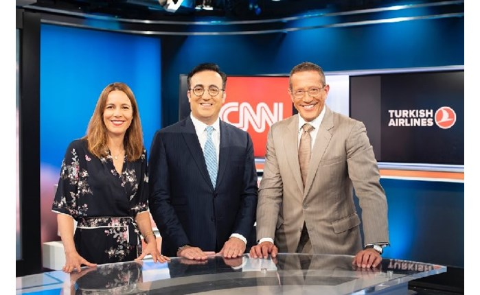 Turkish Airlines: Συνεργασία με το CNN International για την προώθηση νέας καμπάνιας