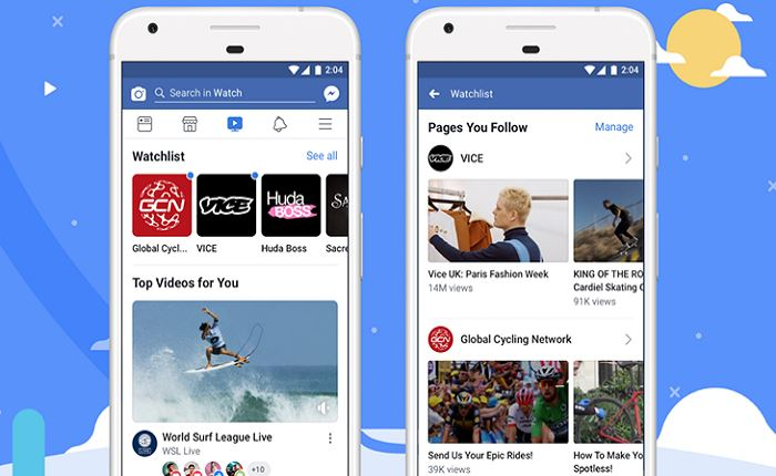 Facebook: Παγκόσμιο λανσάρισμα του Facebook Watch