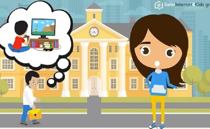 SaferInternet4Kids.gr: Νέο υλικό για την ασφαλή πλοήγηση των παιδιών στο διαδίκτυο