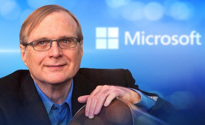 Απεβίωσε ο συν-ιδρυτής της Microsoft, P. Allen