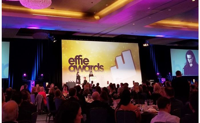 Euro Effies: Agency of the Year η Ogilvy