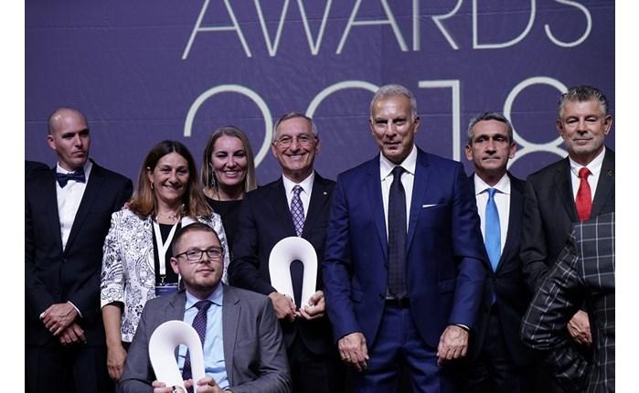 "ACS Athens: Παρέλαβε βραβείο ""Regional Peace through Sport"""