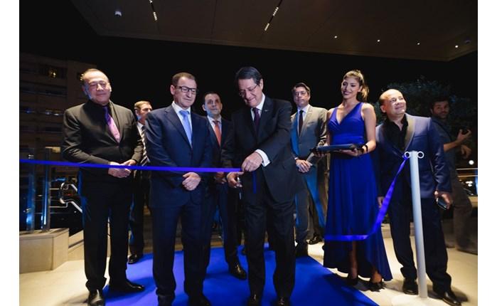Στην Action Global το opening του συγκροτήματος Radisson Blu Hotel Larnaca και QBlu Plaza
