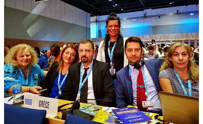 Επανεκλογή της Ελλάδας στο Συμβούλιο της ITU