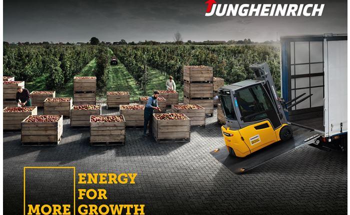A3: Συνεργασία με τη Jungheinrinch