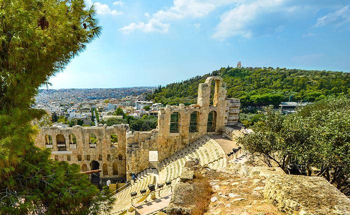 ΕΑΤΑ: Προβολή της ταυτότητας της Αθήνας