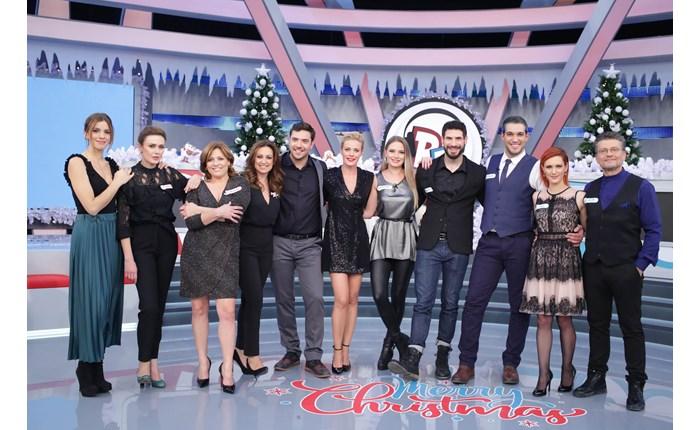 «Celebrity Rouk Zouk» παραμονή Χριστουγέννων